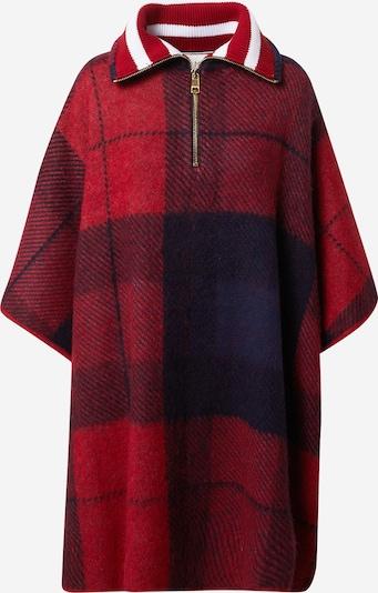 TOMMY HILFIGER Cape en bleu / rouge / blanc, Vue avec produit