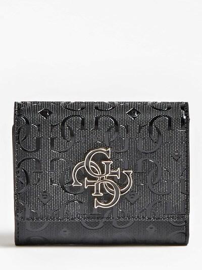 GUESS Portemonnaie 'Chic Shine' in schwarz, Produktansicht