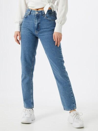 Envii Traperice 'Brenda' u plavi traper, Prikaz modela