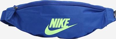 Borsetă Nike Sportswear pe albastru regal / verde deschis, Vizualizare produs