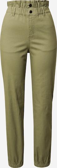 ONLY Pantalon 'Cece' en olive, Vue avec produit