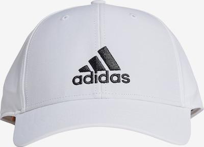 ADIDAS PERFORMANCE Cap 'BBALLCAP LT EMB' in weiß, Produktansicht