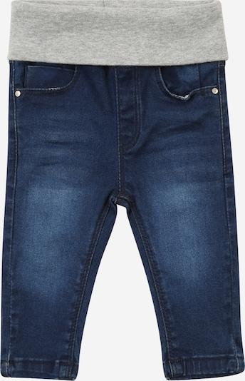 STACCATO Jeans in de kleur Blauw denim: Vooraanzicht