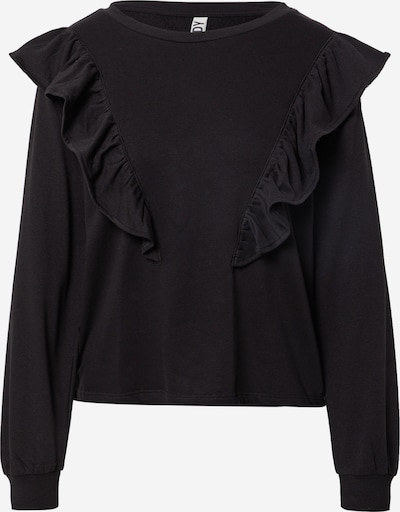 JDY Sweatshirt 'FANNIE' in Black, Item view