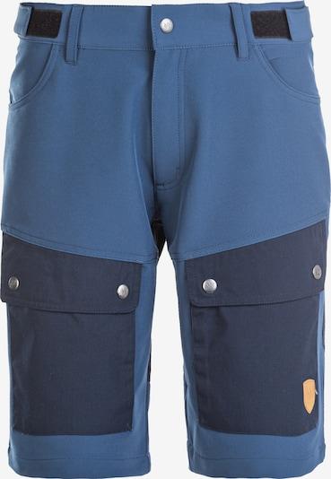 Whistler Outdoorbroek 'ERIC M' in de kleur Donkerblauw, Productweergave