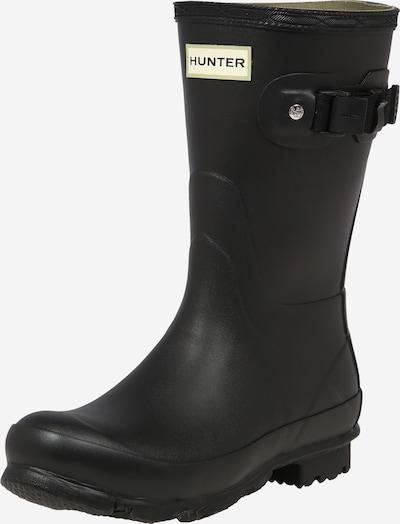 HUNTER Stiefel 'NORRIS' in schwarz, Produktansicht