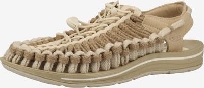 KEEN Sandalen in beige, Produktansicht