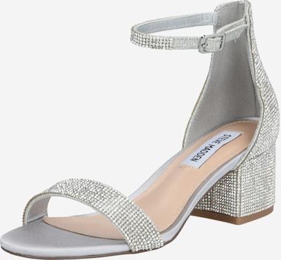 STEVE MADDEN Sandale 'IRENEE-R' in silber, Produktansicht