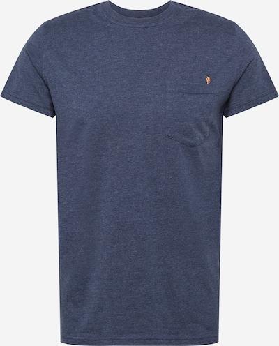Revolution T-Shirt in taubenblau, Produktansicht