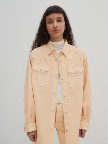 EDITED Блуза 'Dani' в оранжево