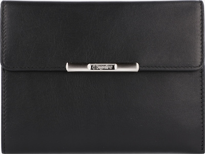 Esquire Geldbörse 'Helena' in schwarz, Produktansicht