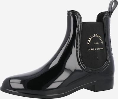 Karl Lagerfeld Holínky 'KALOSH II' - černá, Produkt