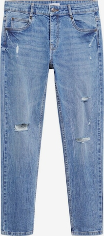 MANGO TEEN Jeans 'slimrtb' i blå