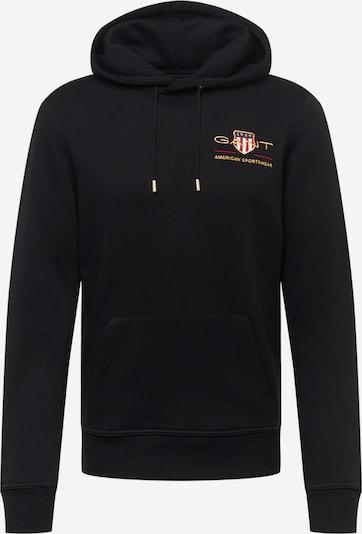 GANT Sweatshirt in navy / gold / rot / schwarz / weiß, Produktansicht