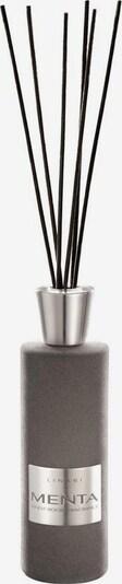 Linari Raumduft 'Menta' in grau / schwarz / silber, Produktansicht