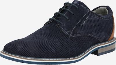 Pantofi cu șireturi 'Rafo ExKo' bugatti pe albastru închis, Vizualizare produs