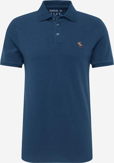 Abercrombie & Fitch Tričko - námornícka modrá: Pohľad spredu
