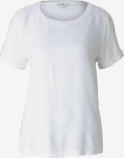 TOM TAILOR Majica u bijela, Pregled proizvoda