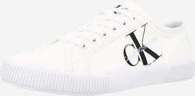 Calvin Klein Jeans Trampki niskie w kolorze czarny / białym, Podgląd produktu
