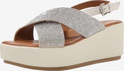 INUOVO Sandalen in weiß, Produktansicht