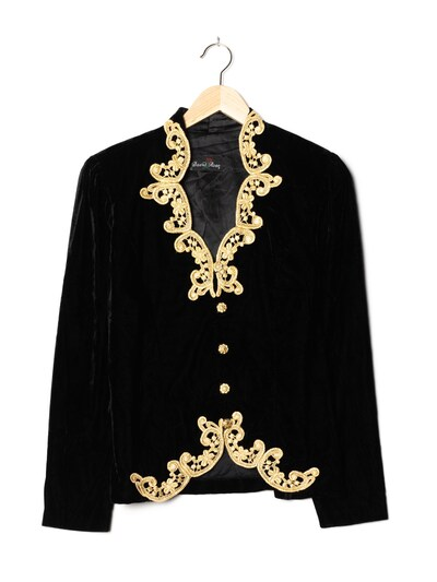 David Rose Collection Blazer in M in Black, Item view
