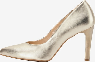 myMo at night Pumps in de kleur Champagne, Productweergave