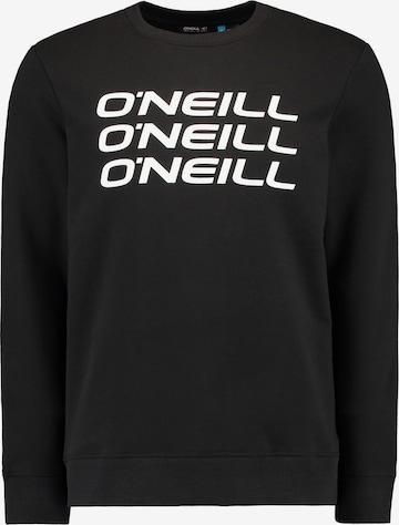 O'NEILLSweater majica - crna boja