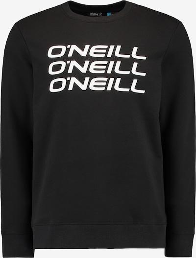 O'NEILL Sweatshirt i svart / vit, Produktvy