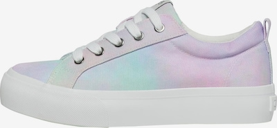 Sneaker low 'ONLLIV' ONLY pe albastru aqua / verde mentă / lila / roz deschis, Vizualizare produs