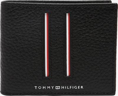 TOMMY HILFIGER Geldbörse 'DOWNTOWN' in navy / rot / schwarz / weiß, Produktansicht