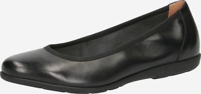 CAPRICE Ballerina in de kleur Zwart, Productweergave