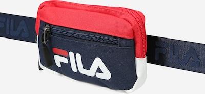 FILA Gürteltasche in lila / rot / schwarz / weiß, Produktansicht