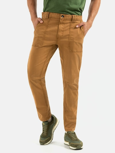 CAMEL ACTIVE Chino Pants in Brown, View model