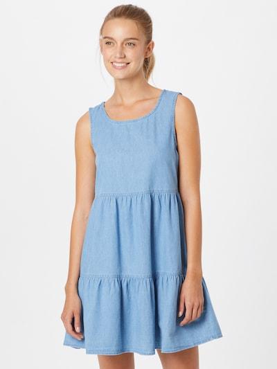 DeFacto Kleid in blau, Modelansicht