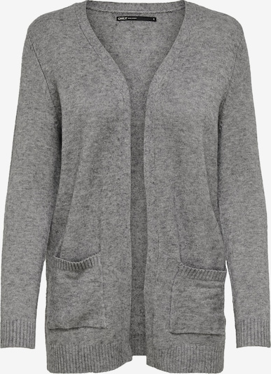 ONLY Knit cardigan 'ONLLESLY' in mottled grey, Item view
