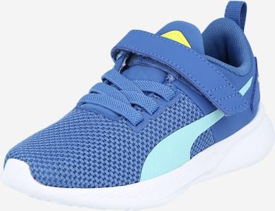 PUMA Buty sportowe 'Flyer Runner V' w kolorze szafir / aqua / limonkowym, Podgląd produktu
