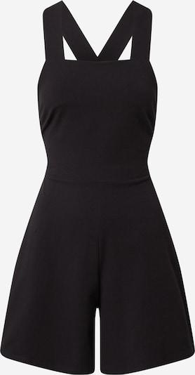 EDITED Jumpsuit 'Alessia' in schwarz, Produktansicht