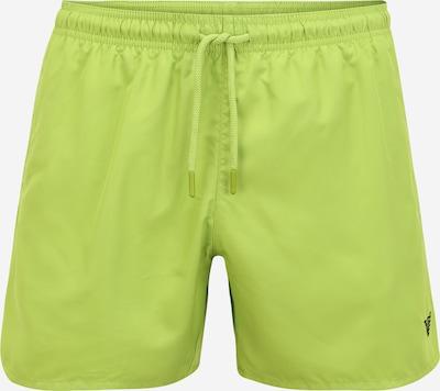Emporio Armani Kratke kopalne hlače | svetlo zelena barva, Prikaz izdelka