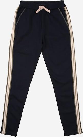 NAME IT Spodnie 'Tribi' w kolorze beżowy / granatowy / khakim: Widok z przodu