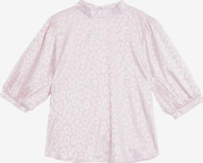 Zibi London Bluse in rosa, Produktansicht