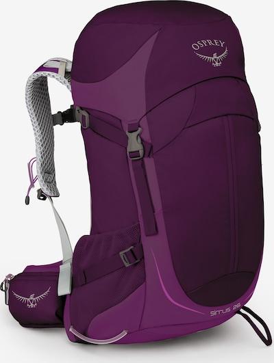 Osprey Sportrugzak in de kleur Lila, Productweergave