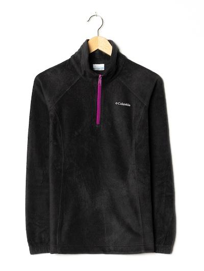 COLUMBIA Fleece in M in schwarz, Produktansicht