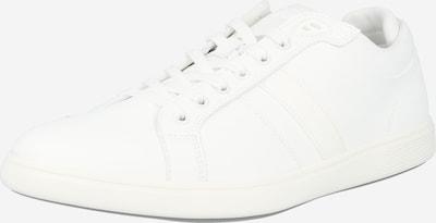 fehér ALDO Rövid szárú edzőcipők 'KOISEN', Termék nézet
