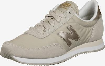 Sneaker bassa '720' new balance di colore beige / oro, Visualizzazione prodotti