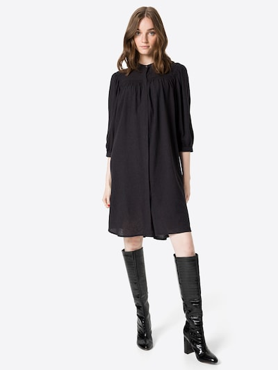 sessun Shirt Dress 'WHITNEY' in Navy, View model