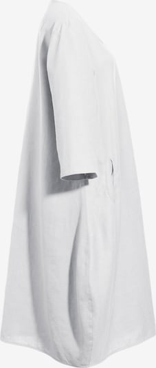 Anna Aura Leinenkleid in weiß, Produktansicht