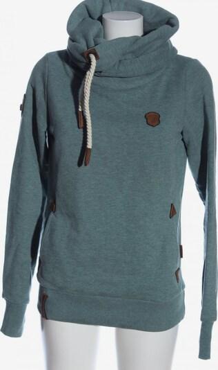 naketano Kapuzensweatshirt in M in hellgrau, Produktansicht