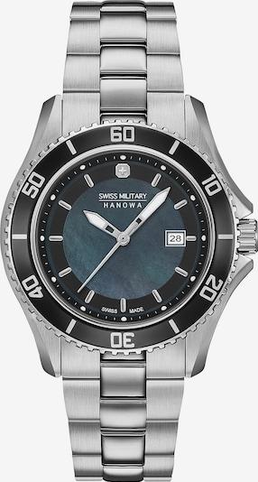 SWISS MILITARY HANOWA Uhr in silber, Produktansicht