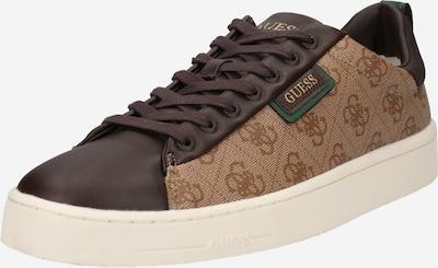 GUESS Sneaker 'VICE' in beige / braun, Produktansicht