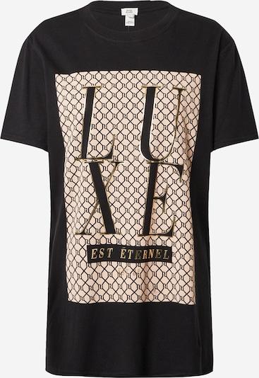 River Island T-Shirt 'Gildan' in schwarz, Produktansicht